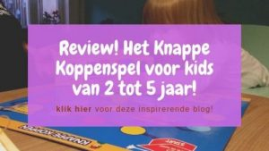 Review Knappe Koppen Spel