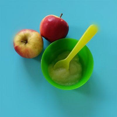 Fruithapje: Appelmoesje