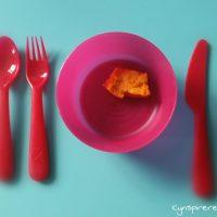 Groentehapje: Zoete aardappel