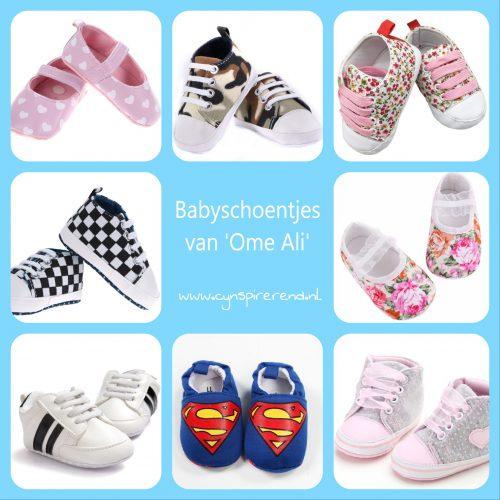 11x Verrassend leuke en goedkope babyschoentjes van AliExpress