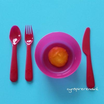 Fruithapje: mangomoesje