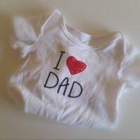 De kleine madam: Samen met papa