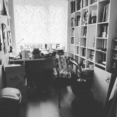 Mins-game: hoe ik mijn schrijfkamer terugkreeg