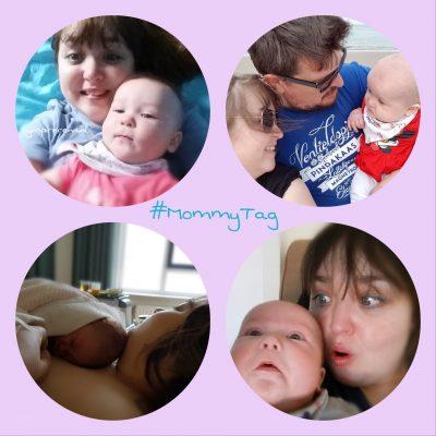 Hoe ik het moederschap tot nu toe ervaar (Mommytag)