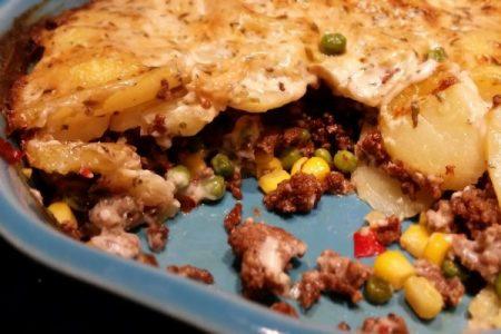aardappel anders ovenschotel diner cynspirerend mexico melange