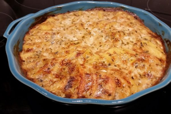 aardappel anders cynspirerend diner ovenschotel