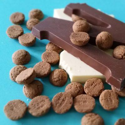 Sinterklaas snoepgoed chocoladeletter pepernoten