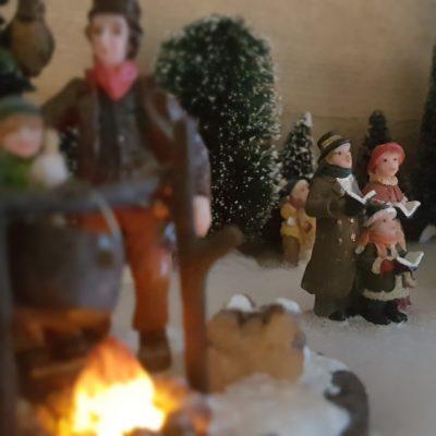 kerstliedjes kerstdorp luville