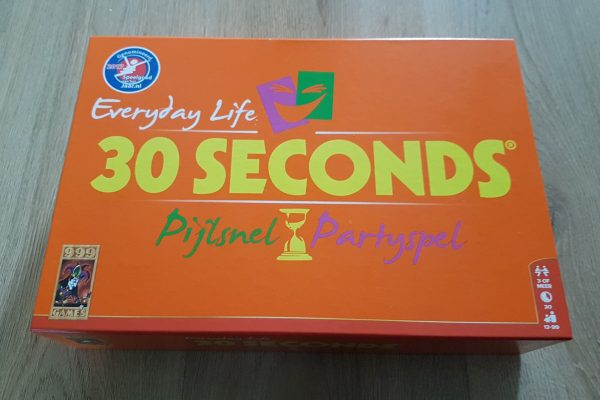30 seconds everyday life
