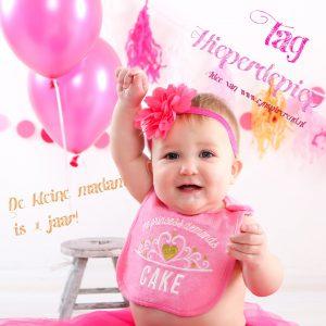 hieperdepiep tag verjaardag de kleine madam www.cynspirerend.nl cynspirerend
