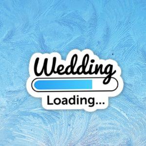 huwelijk wedding loading