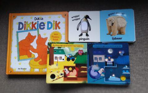 boeken eerste verjaardag 1 jaar