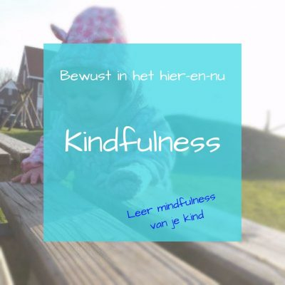 mindfulness met je kind