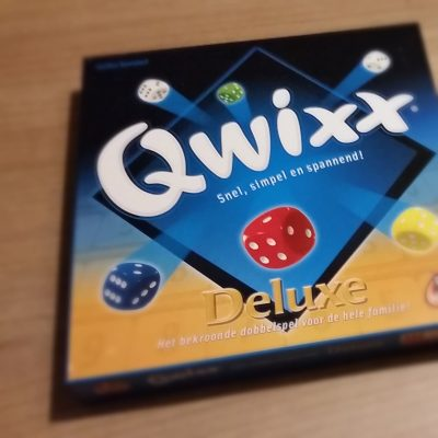 Review: Qwixx Deluxe
