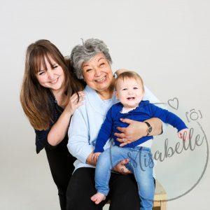 Ik, oma en de kleine madam