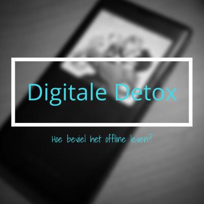 Zeven dagen digitale detox: Rust, inspiratie en frustratie