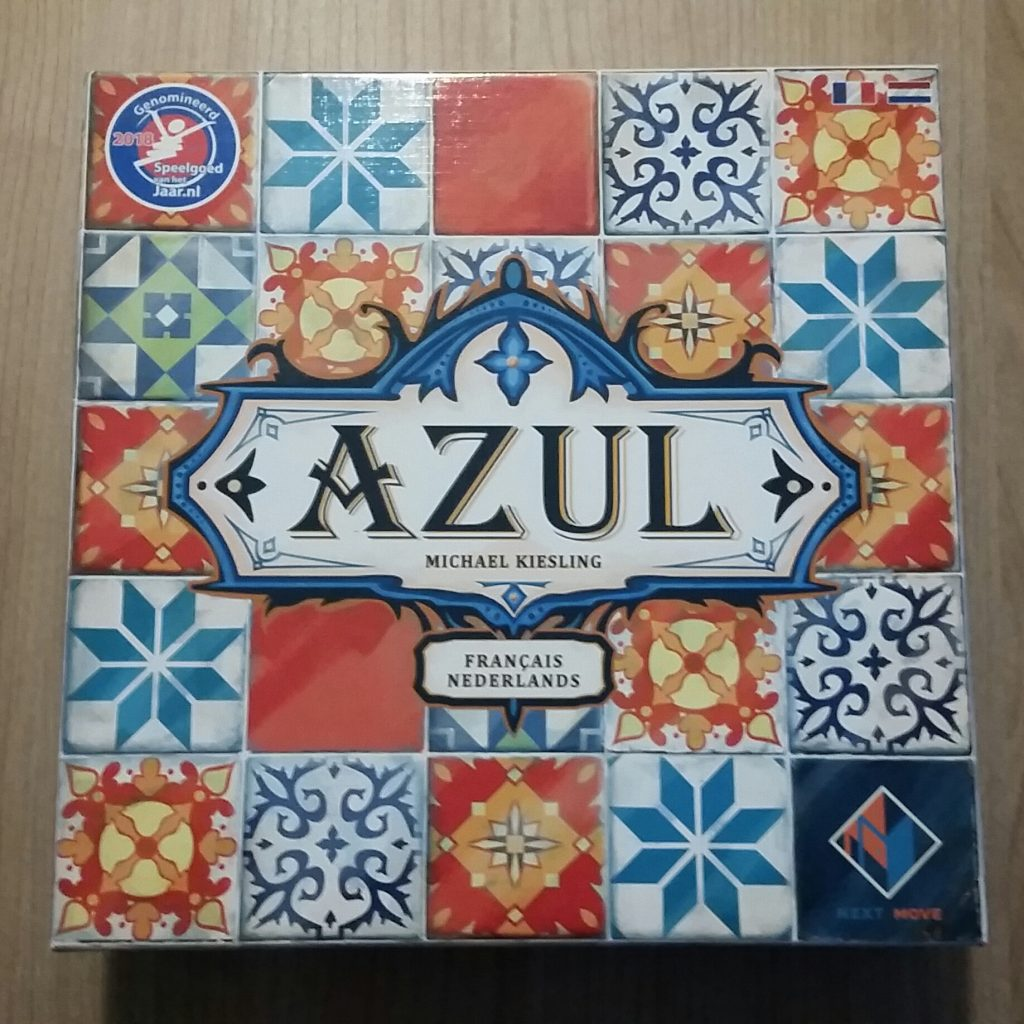 azul bordspel review