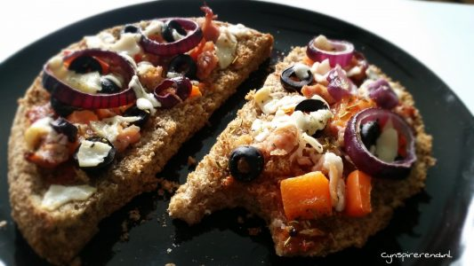 Recept Turks brood pizza