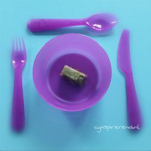zelf groentehapjes maken