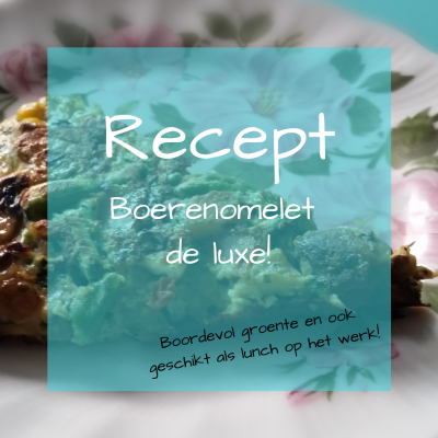 recept boerenomelet