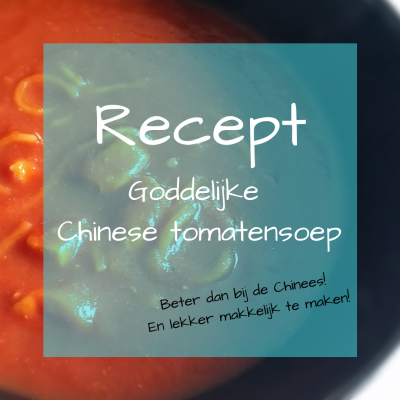 Recept Chinese Tomatensoep
