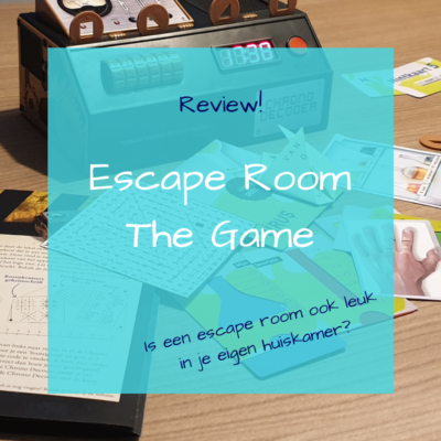 Review: Escape Room The Game