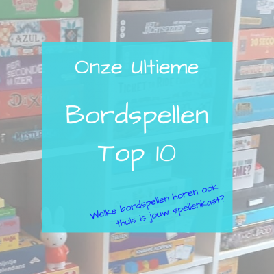 Bordspellen top 10