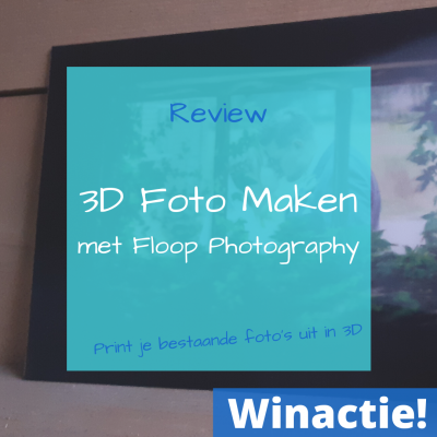 3D foto maken Floop Photography