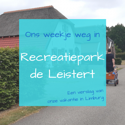 Recreatiepark de Leistert HEADER