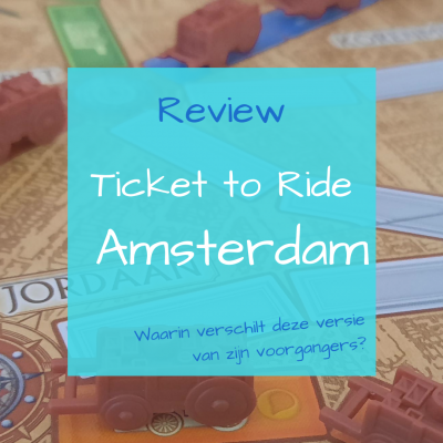 Review Ticket to Ride Amsterdam Header