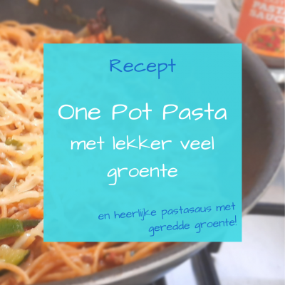 One Pot Pasta Recept