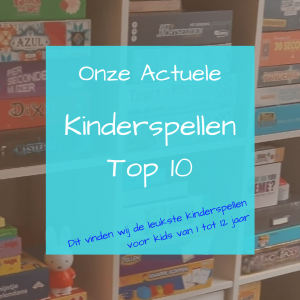 Kinderspellen Top 10 Header