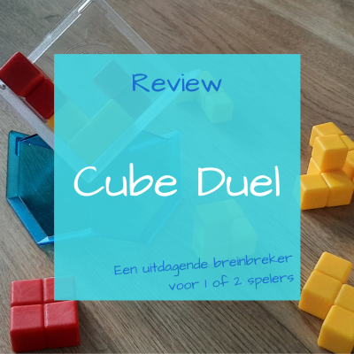 Review Cube Duel Smartgames