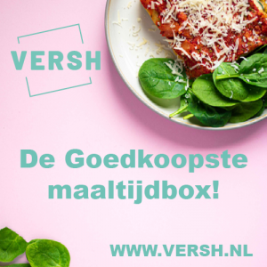 advertentie Versh