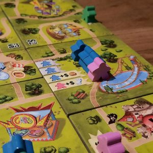 Review Meeple Land