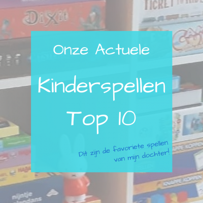 Kinderspellen Top 10