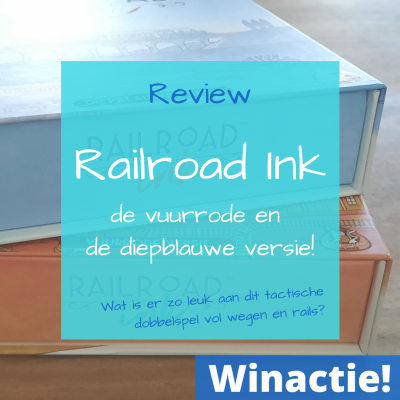 Review Railroad Ink