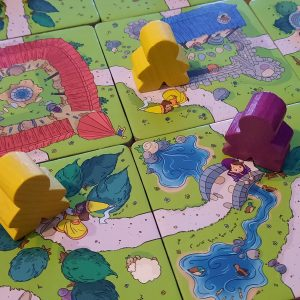 Review: Carcassonne Junior