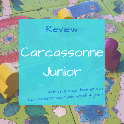 Review Carcassonne Junior HEADER